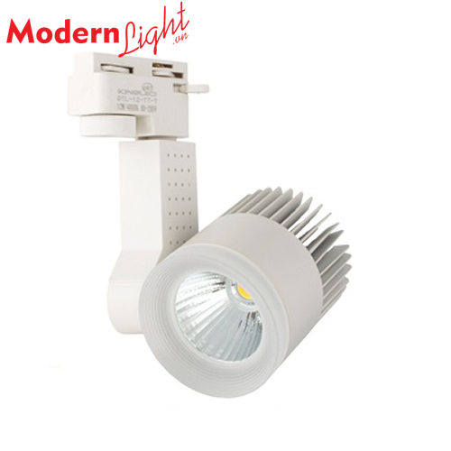Đèn LED gắn ray 12W KingLED chip COB DTL-12
