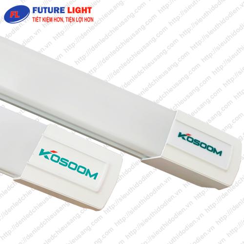 Đèn tuýp LED T8 Kosoom liền máng 36W T8-KS-LM36-1.2